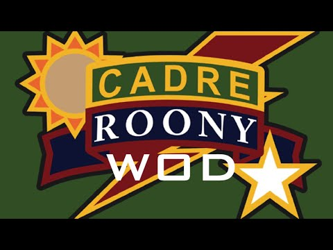 The Cadre Roony WOD (GORUCK Ruck Workout)