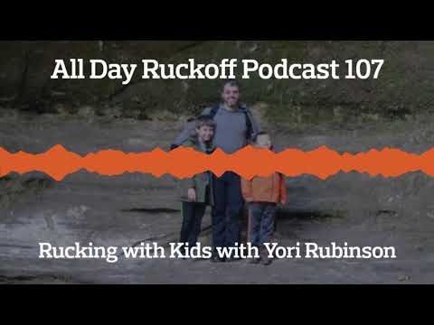 ADR 107: Rucking with Kids with Yori Rubinson Podcast (Audio Only)
