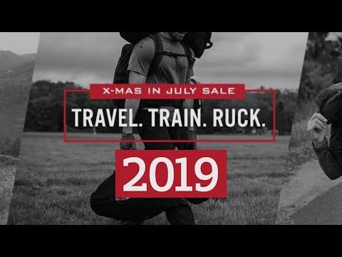 GORUCK Christmas in July Sale 2019
