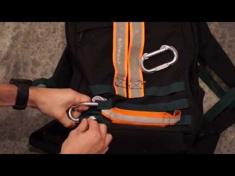 Attaching All Day Ruckoff Handles to GORUCK Packs