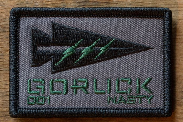 GORUCK Nasty Patch 001