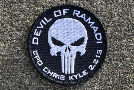 Devil Of Ramadi Patch
