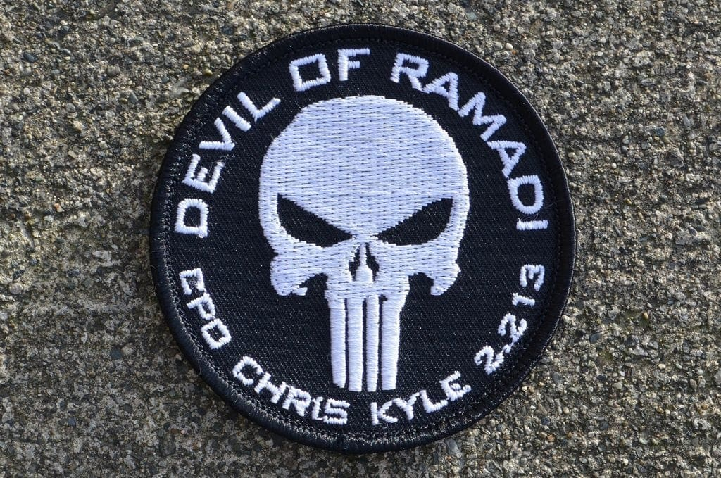 Chris Kyle Devil Of Ramadi Patch