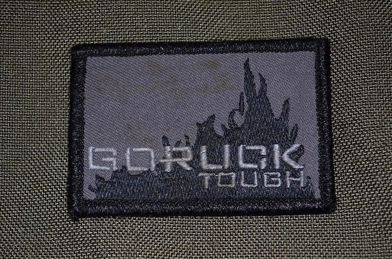 GORUCK Challenge 053 Patch