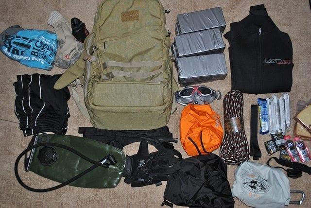 GORUCK Heavy 009 Packing