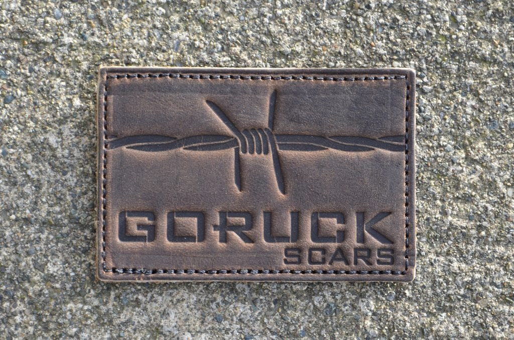 GORUCK Scars Patch