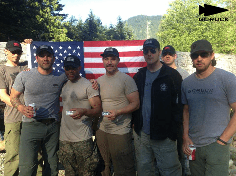 GORUCK Selection 008 Finishers