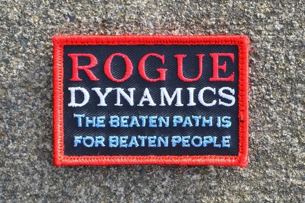 Rogue Dynamics Beaten Path Patch