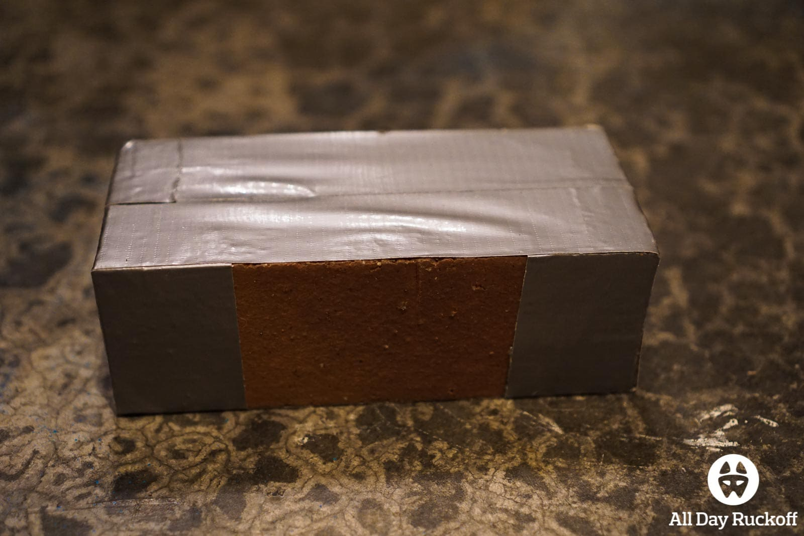 Wraping Bricks GORUCK - Covered Lengths