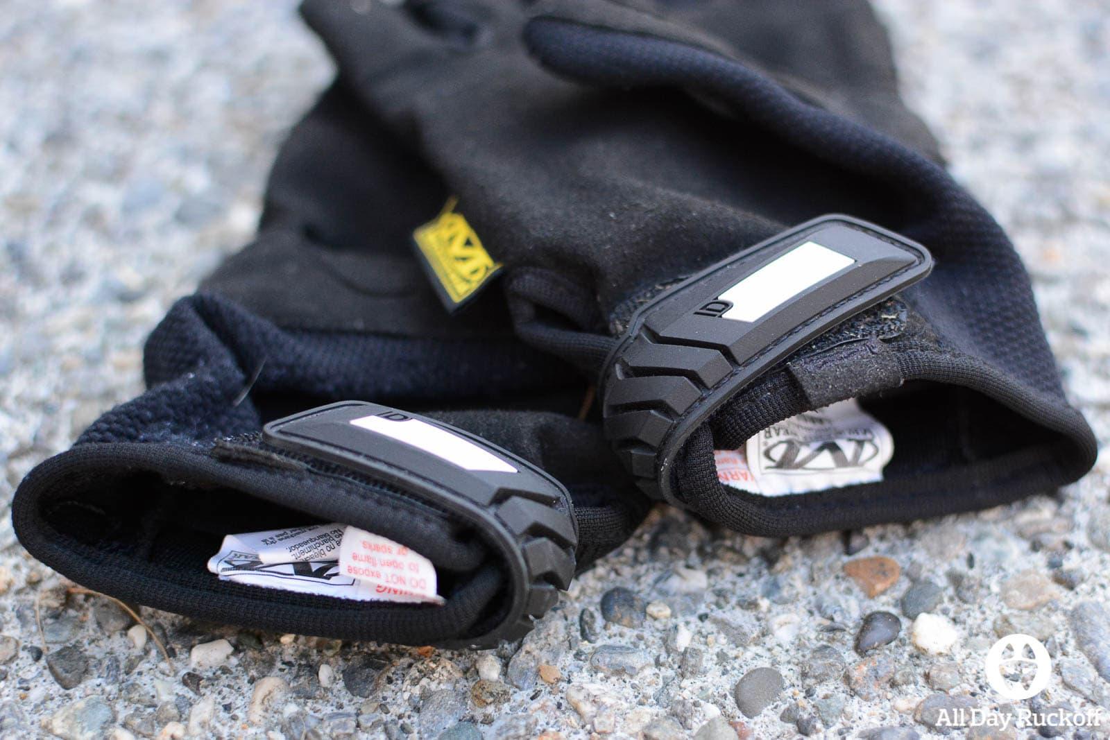 Mechanix Wear Gloves Inside