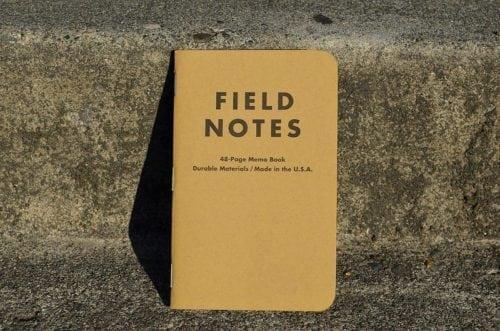 Field Notes Kraft Graph Paper (3 Pack)