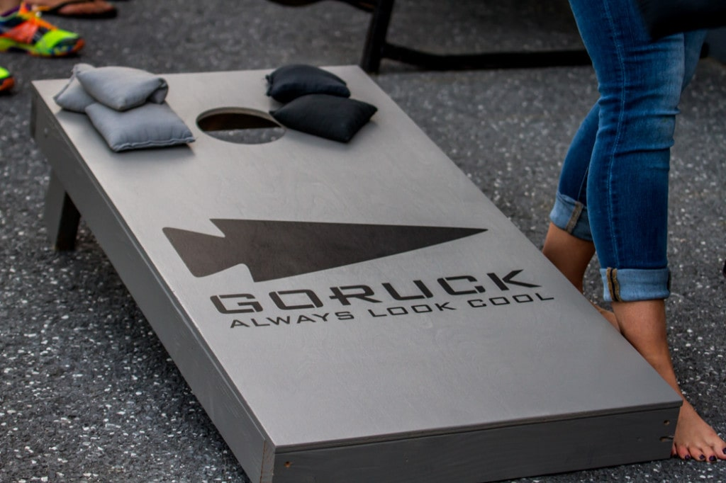 GORUCK Cornhole Set