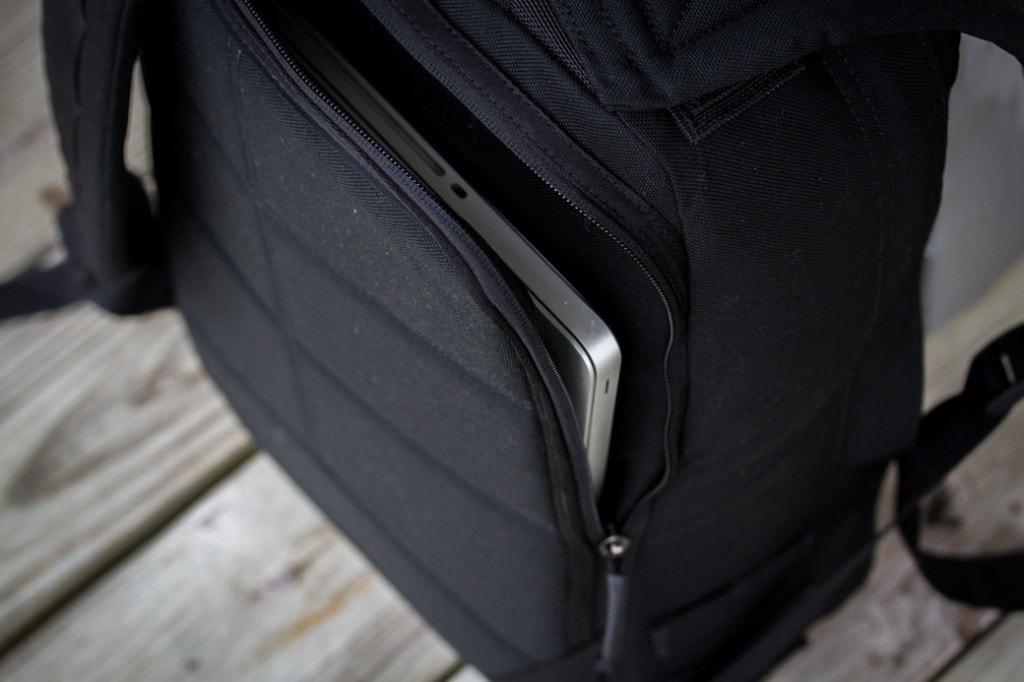 GORUCK GR0 Laptop Pocket Black