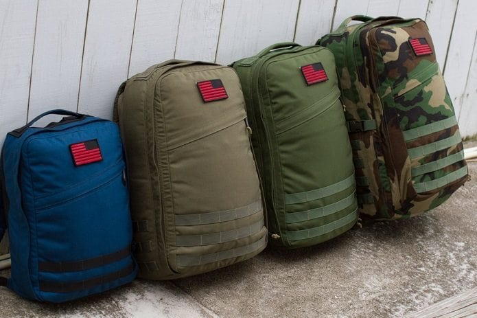 GORUCK Limited Edition Preorder