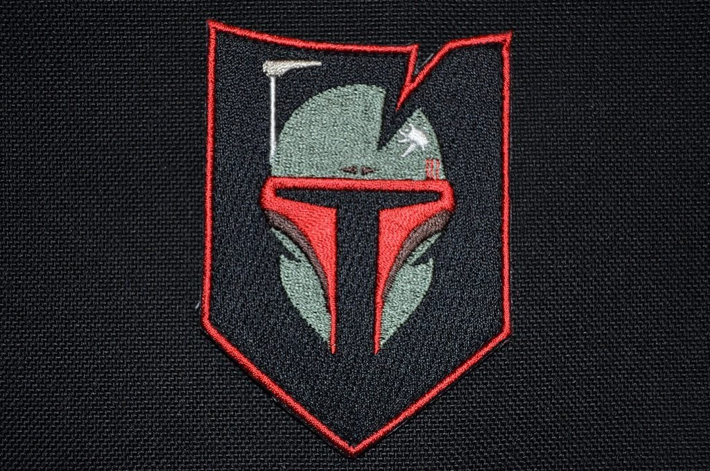 ITS Tactical Star Wars Boba Fett Patch