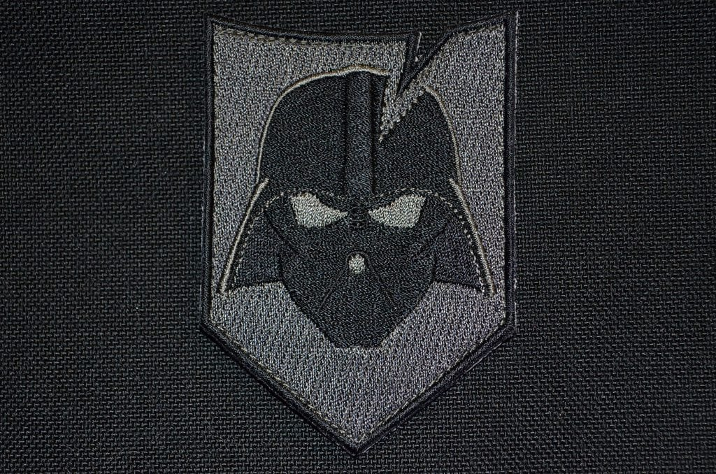 ITS Tactical Star Wars Darth Vader Patch