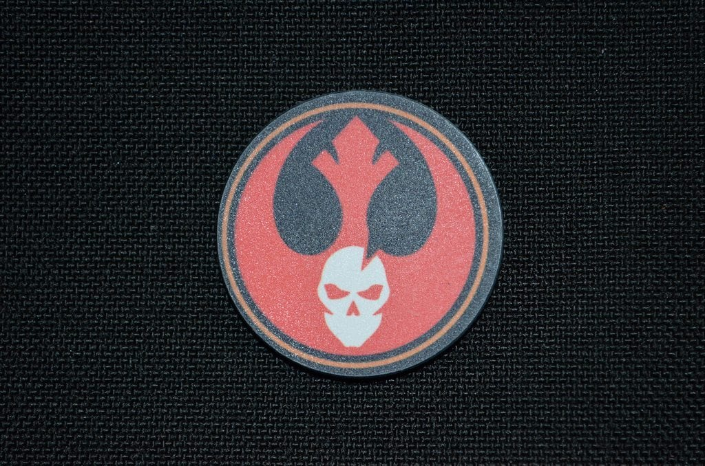 ITS Tactical Star Wars Poker Chip Rebel