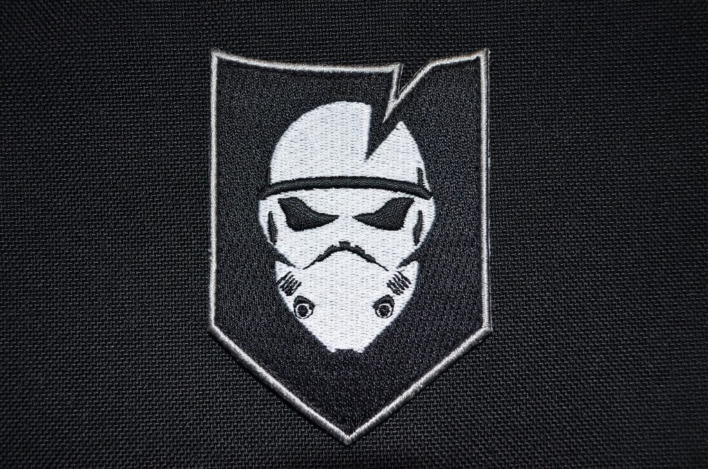 ITS Tactical Star Wars Stormtrooper Patch