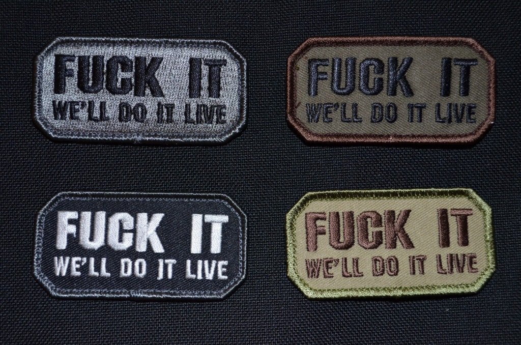 Do It Live Patches