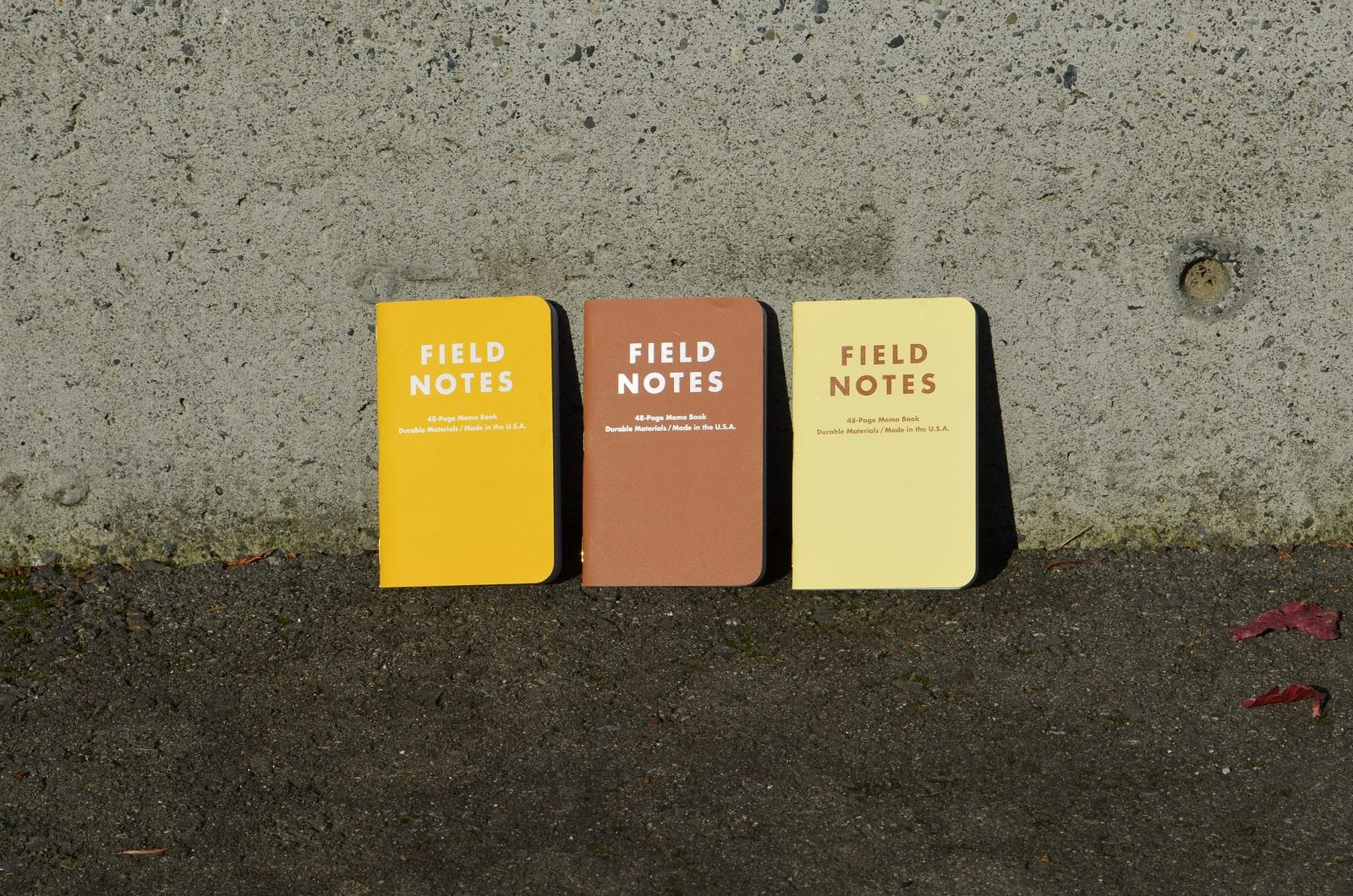 Field Notes Drink Local Lagers