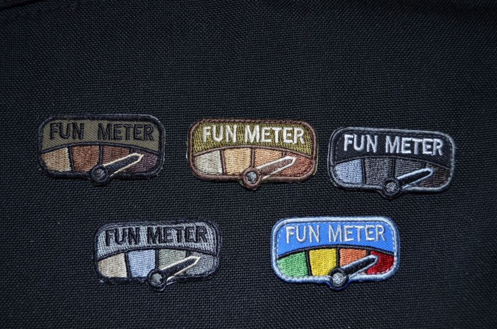 Fun Meter Patches