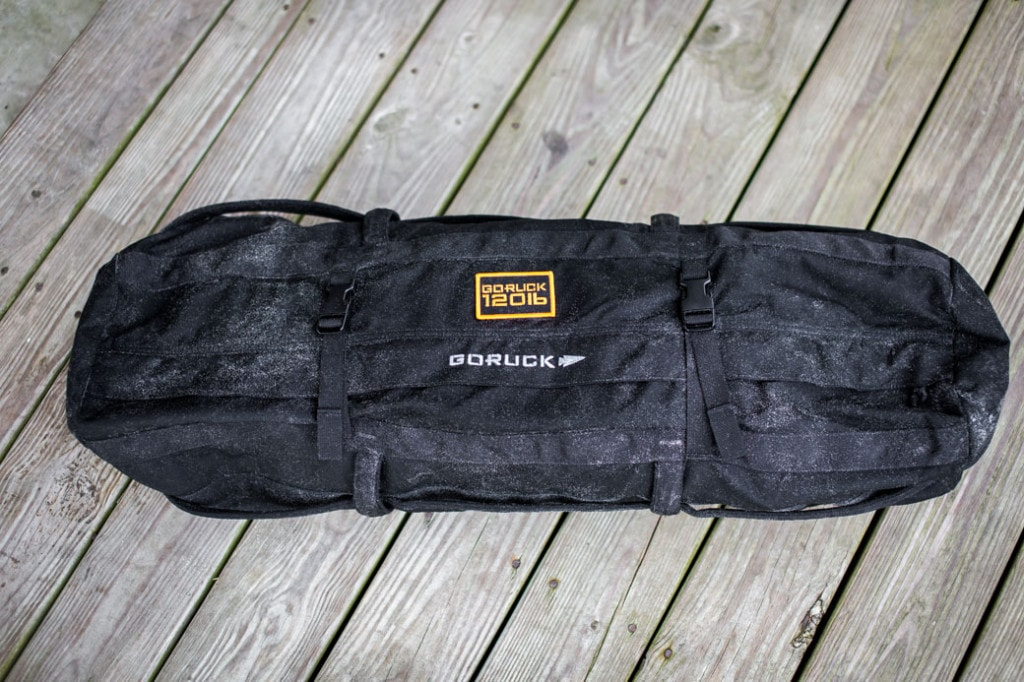 GORUCK 120 lb Sandbag
