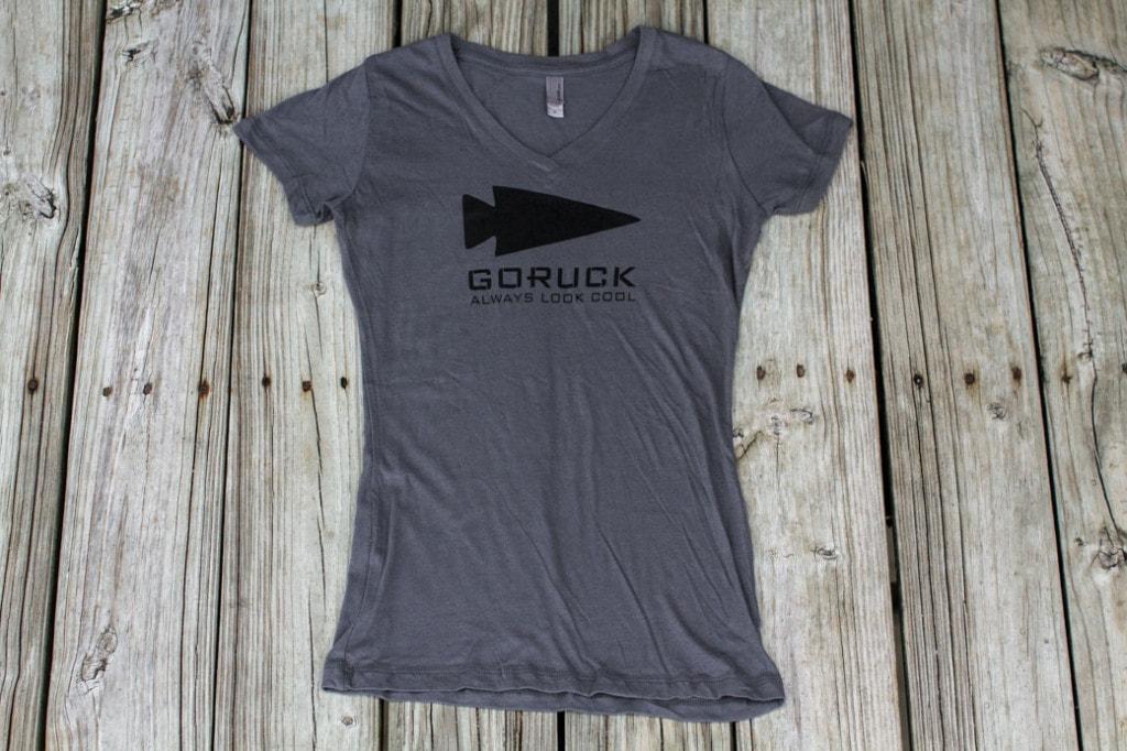 GORUCK Always Look Cool Womans Shirt