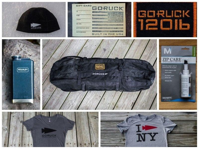 GORUCK November, 2012 Releases