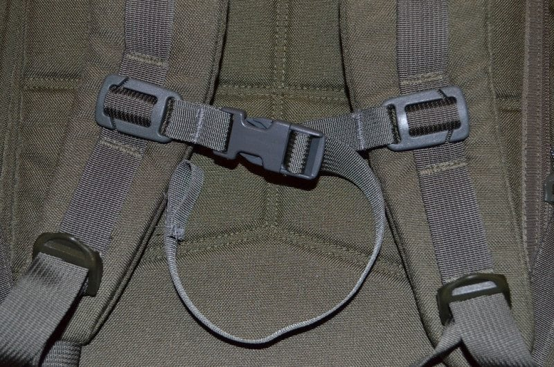GORUCK Sternum Strap Foliage Attached
