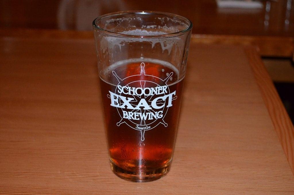 Schooner Pint Glass