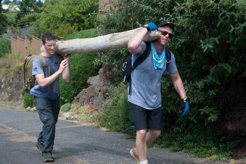 GORUCK Heavy 009 Carry Log