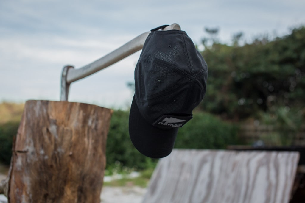 Ripstop Cotton Full Panel Tac Hat Outside