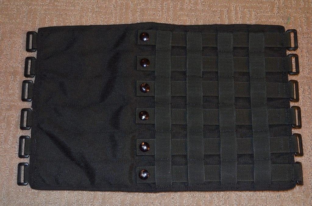 Brick Panel - Back Side