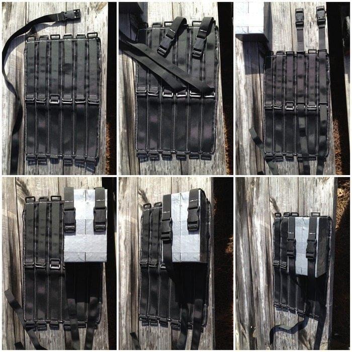 Brick Panel - Hanging Diagram