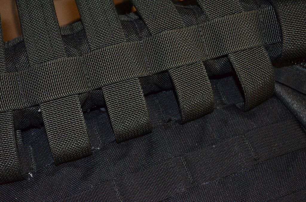Brick Panel - Strapping It In