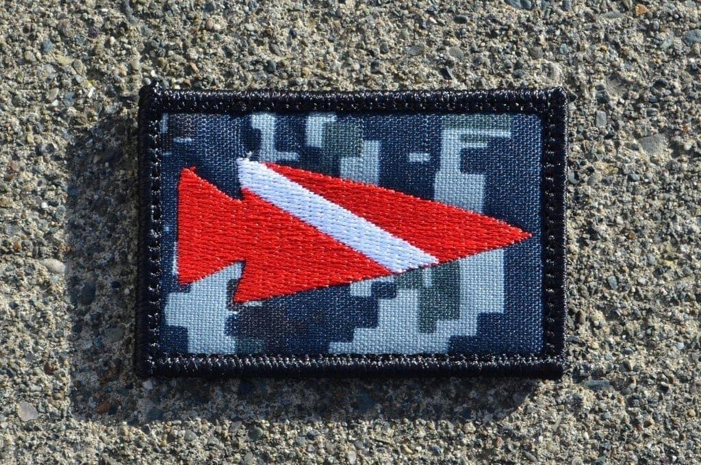 Flutter Kick Challenge Patch