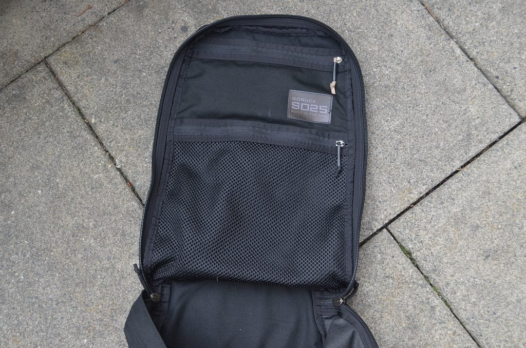 GORUCK SD 25 Inside Front