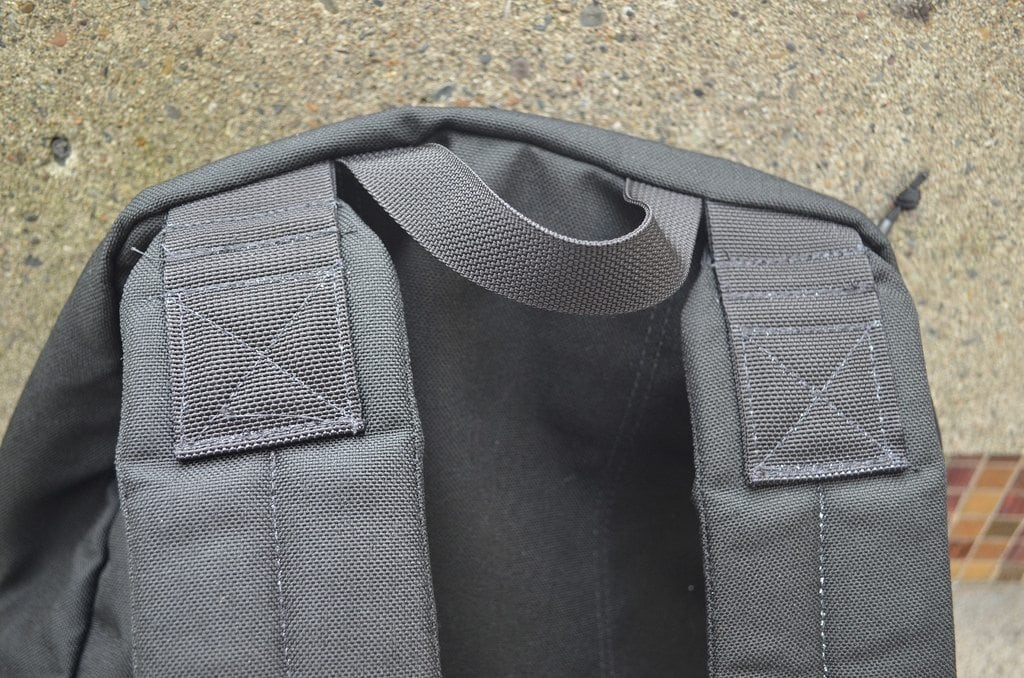 GORUCK SD25 Shoulder Straps & Handle