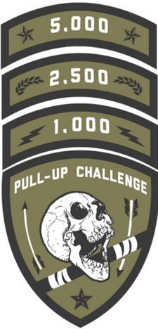 Pull-Up Patch Final Showdown - All Day Ruckoff