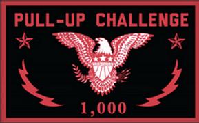 Pull-Up Challenge - Eagle 1,000