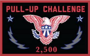 Pull-Up Challenge - Eagle 2,500