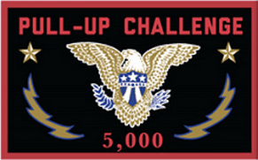Pull-Up Challenge - Eagle 5,000