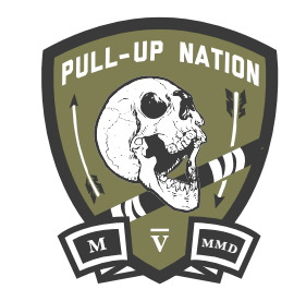 Pull-Up Nation Above The Bar Patch