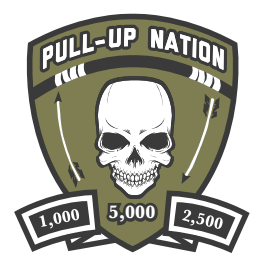 Pull-Up Nation Bar Patch