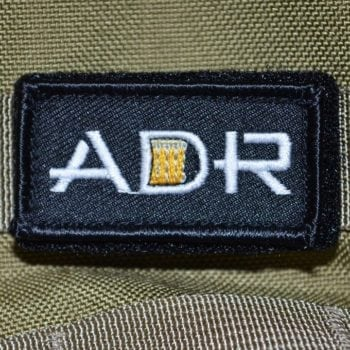 ADR Mini Beer Logo Patch