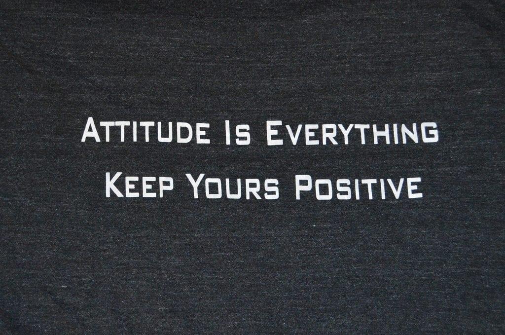 ADR Attitude Shirt - Back