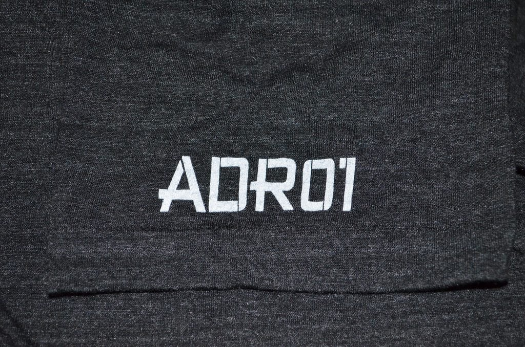 ADR Shirt 01 - Sleeve