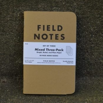Field Notes Kraft Mixed (3 Pack)