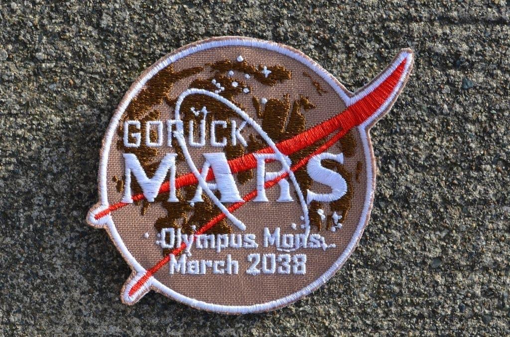 GORUCK Mars Patch