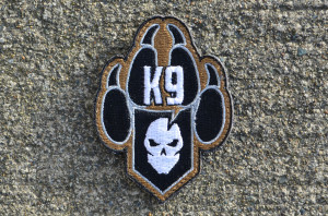ITS Tactical K9 Patch